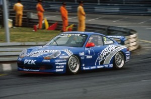 Pagid Racing Porsche